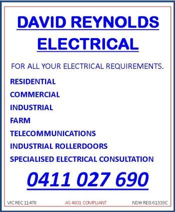 David Reynolds Electrical